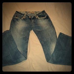 Miss me jeans size 27L